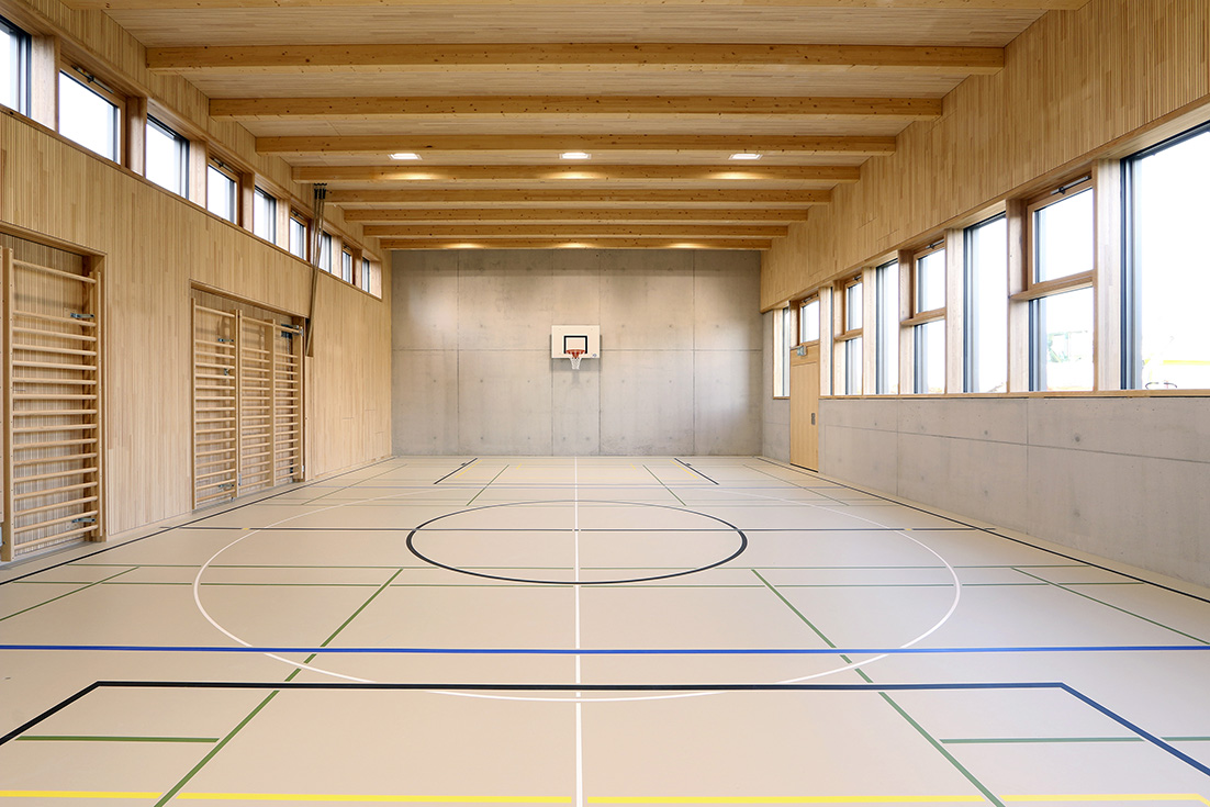 sol sportif indoor