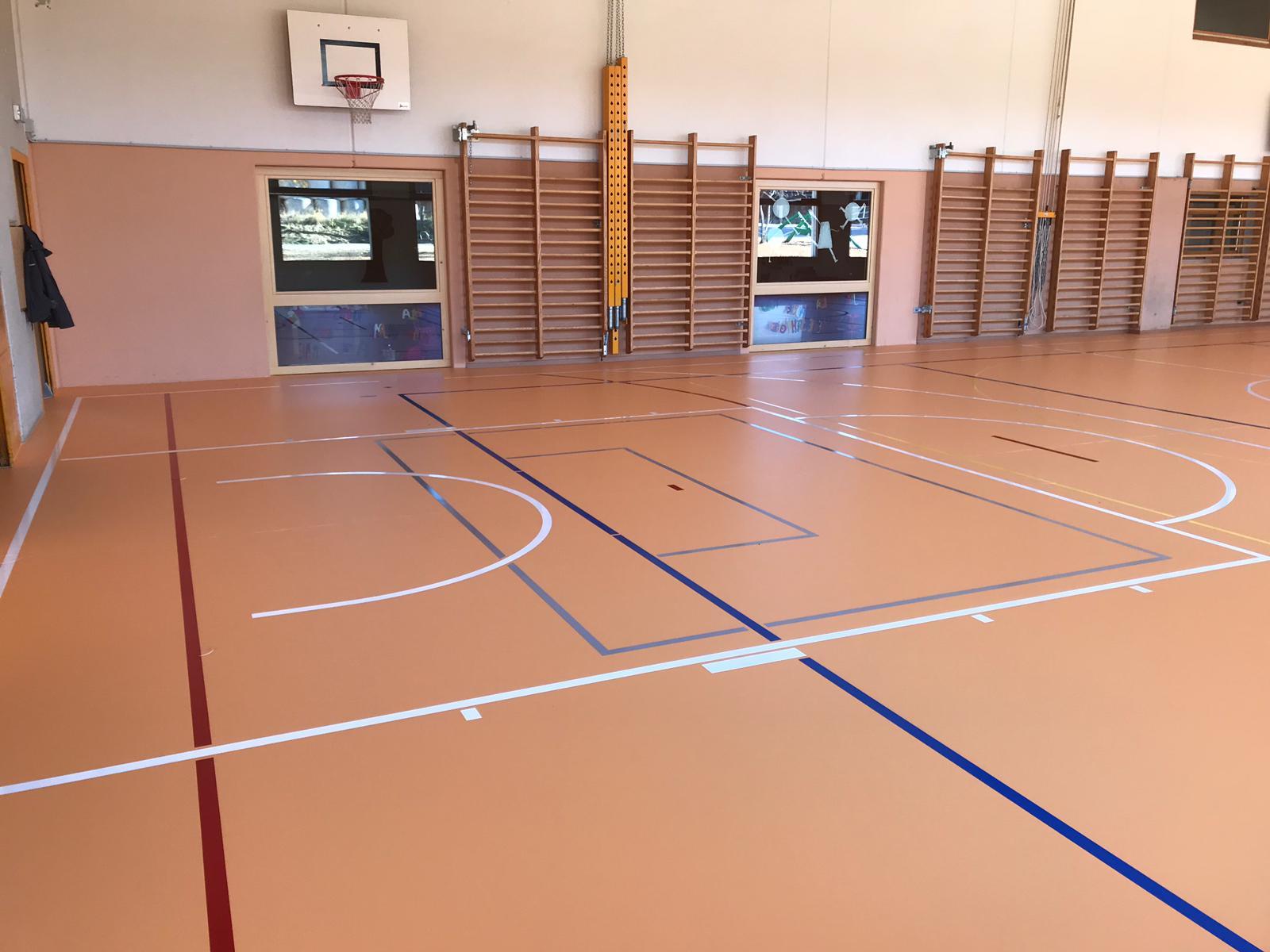 Sol Pour Salle De Sport le vaud - chemin des curtils - ancienne salle | realsport