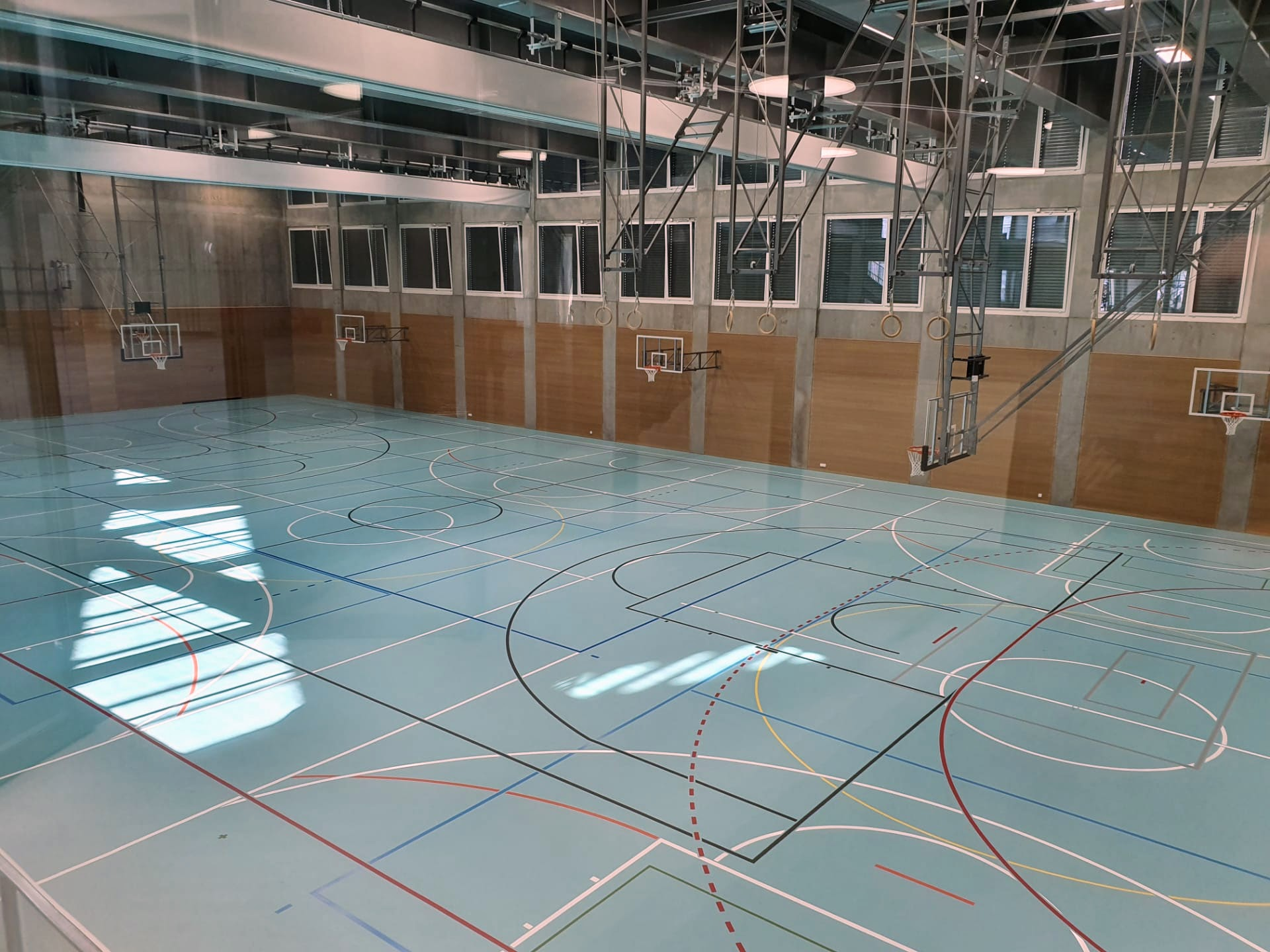 Design Salle De Sport Yverdon-Les-Bains