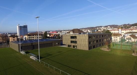 Centre sportif du Censuy - Renens