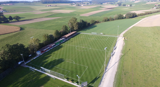 Romont - Stade du Glaney