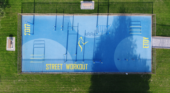 Street Workout Etoy