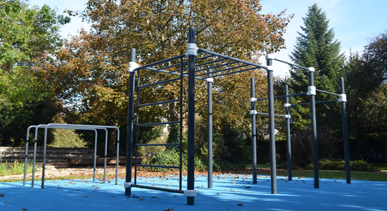 Bulle - Parc Saint-Paul - Street Workout