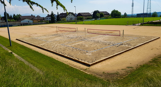 Crissier - Beach-volley