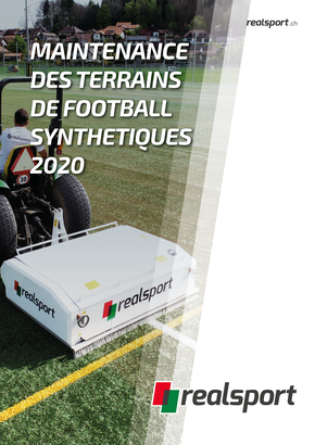 Entretien football synthétique